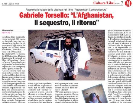 MINERVA n. 315 agosto 2012 Cultura/Libri pag. 1 & 7