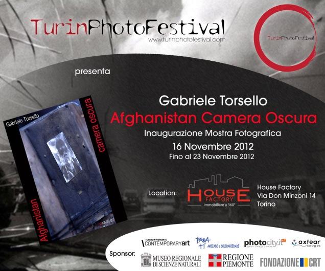 Afghanistan CameraOscura al Turin Photo Festival