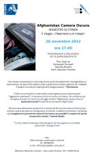 Biblioteca Nazionale Centrale Roma: Afghanistan SEQUESTRO SU STRADA