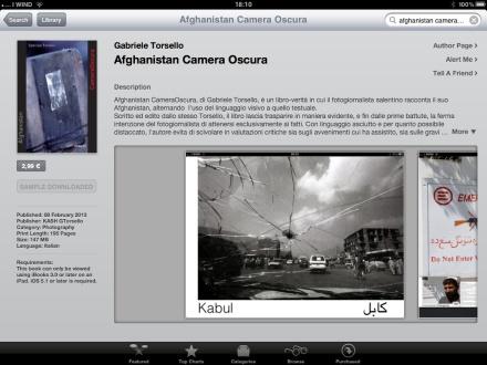 Leggi Afghanistan Camera Oscura sul tuo iPad